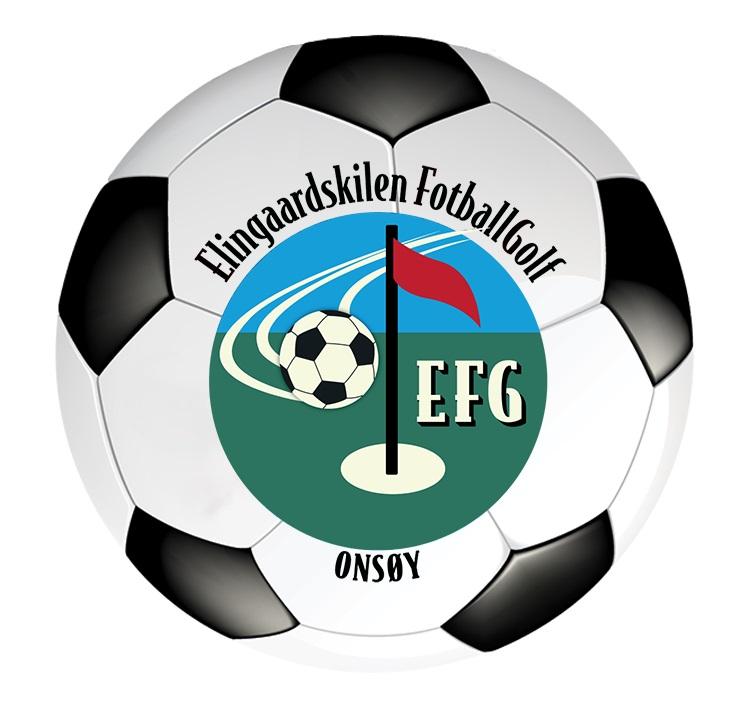 Elingaardskilen fotballgolf logo