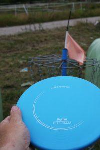 Frisbeegolf II